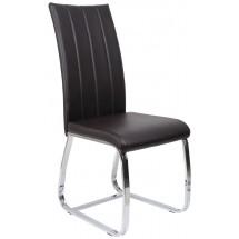 Design stoel Liam Bruin