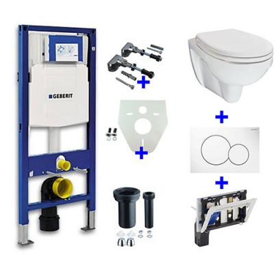 Inbouwtoilet Geberit set UP-320