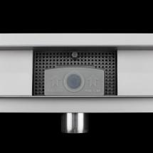 Douchedrain RVS Dots 80x7x6.7cm