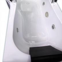 Douche Bad Whirlpool Combi 170x98x215CM Dario