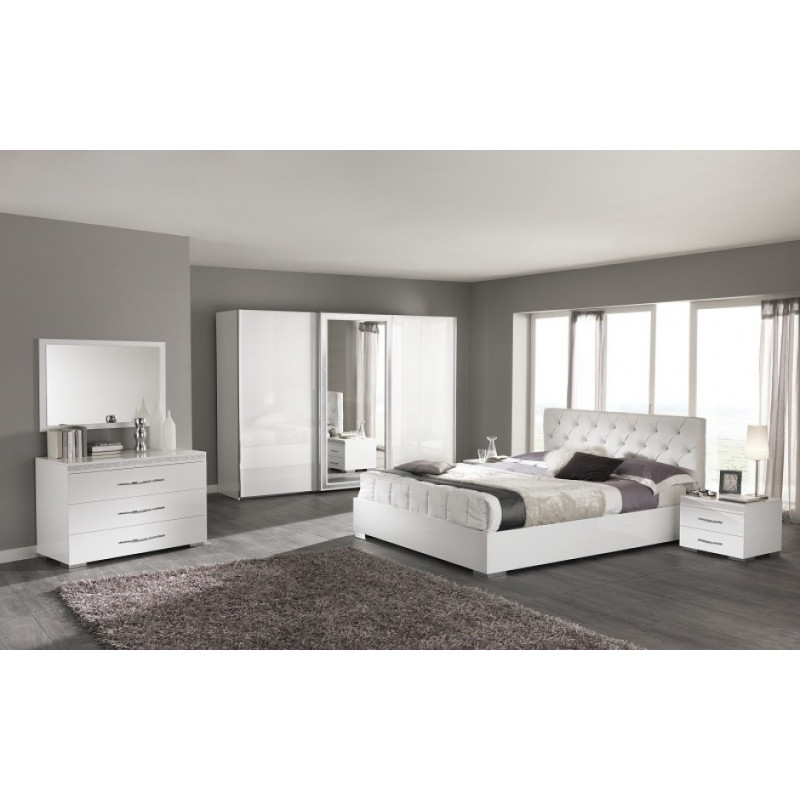 Moderne Slaapkamer Cassino - Euro Outlet Center