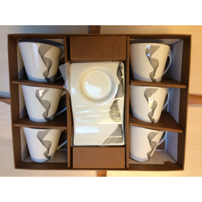 Koffieservies Andria A6