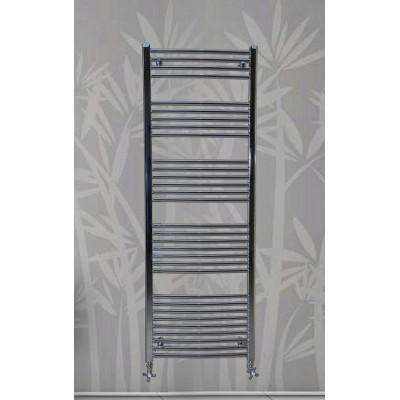 Handdoekradiator Chroom 80 x 50 cm
