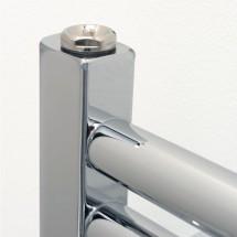 Handdoekradiator Chroom 100 x 30 cm