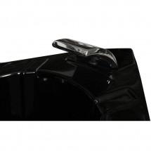 Jacuzzi Luxury Zwart 157x157x65cm