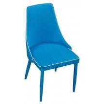 Eetkamerstoel Pinto Turquoise blauw