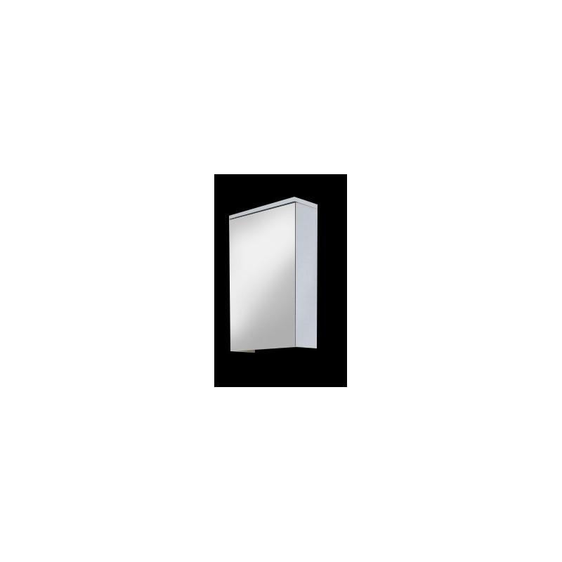 Spiegelkast 40 x 60 cm Hoogglans Wit