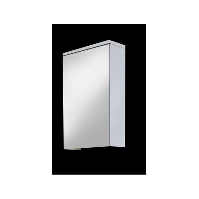 Spiegelkast 40 x 60 x15 cm Hoogglans Wit