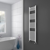 Handdoekradiator Wit 76,4 x 75 cm