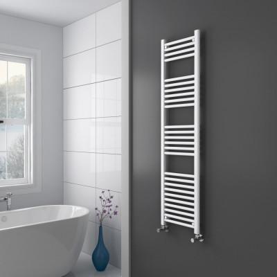 Handdoekradiator Wit 142 x 75 cm