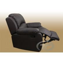 Massage fauteuil Bruin