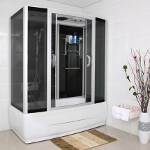 Bad Douche Whirlpool Stoom Combi 170x90CM Monza
