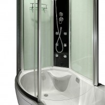 Douche- Bad- Whirlpool Combinatie Primo 170 x 98 x 215 cm