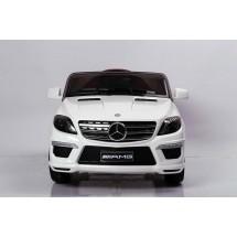 Elektrische Kinder Speelgoed Auto - Mercedes ML63 AMG Wit