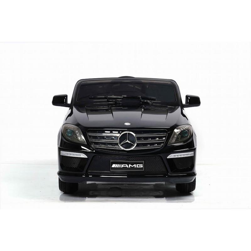 Elektrische Kinder Speelgoed Auto - Mercedes ML63 AMG Zwart