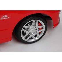 Elektrische Kinder Speelgoed Auto - Mercedes ML63 AMG Rood