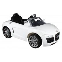 Elektrische Kinder Speelgoed Auto - Audi R8 Spyder White