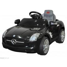 Elektrische Kinder Speelgoed Auto - Mercedes SLS Zwart