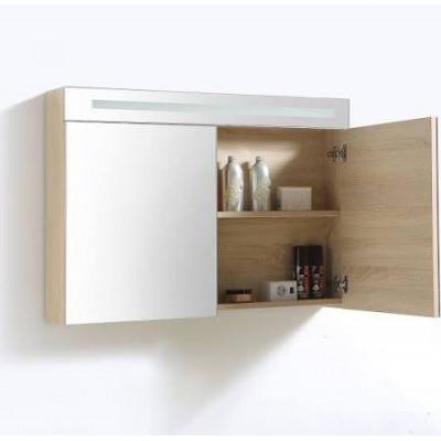 Spiegelkast 80x70cm Wood