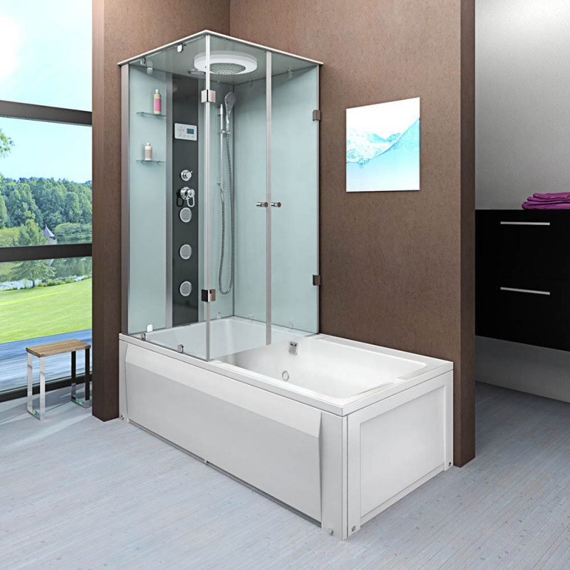 Douchecabine 180 X 90.Douche Bad Combinatie Loena 180x90 Cm Bad En Douchecabine Combinatie