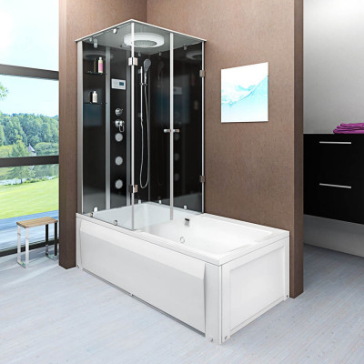 Douche- Bad Combinatie 180x90x222CM Hektor-R
