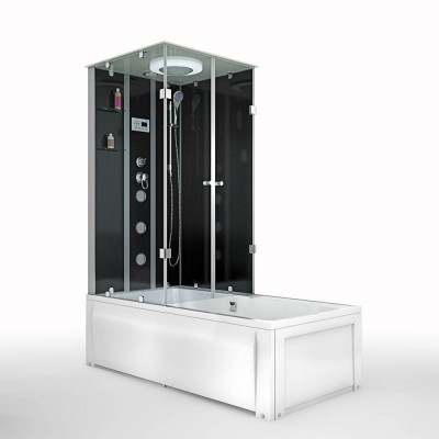 Douche- Bad Combinatie 180X90X222 Hektor-R