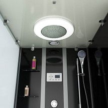 Douche- Bad Combinatie Hektor-R 180x90x222CM