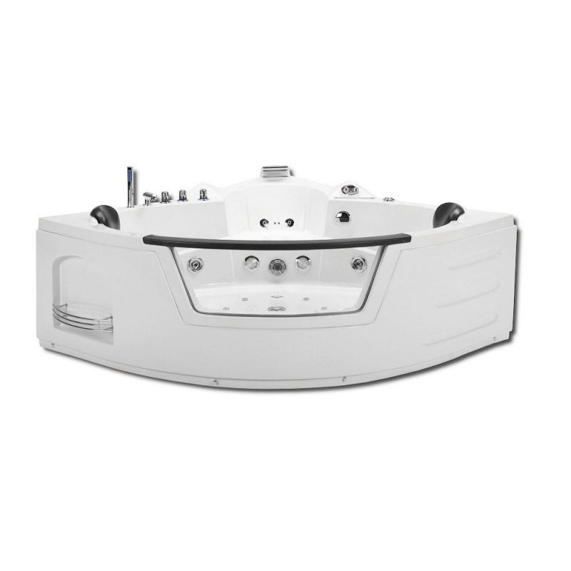 Jacuzzi White Pearl 140x140x65cm