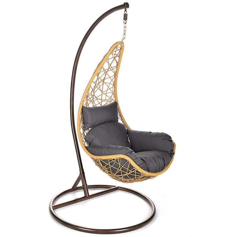 Hang Stoel Rotan.Hangstoel Wicker Kurl Complete Rotan Hangstoel