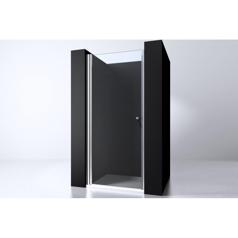 Nisdouchedeur Nano Met Profiel 67x71x200cm Glas 6mm