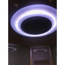 Led Ring Douchecabine 33cm