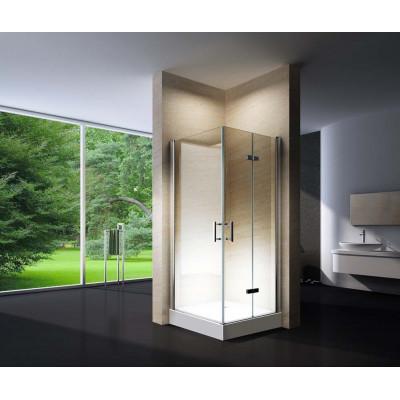 Douchecabine 90X90 Vierkant Aran HB- Helder Glas
