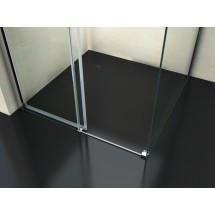 Douchecabine 100x100CM Vierkant Evi- Helder Glas