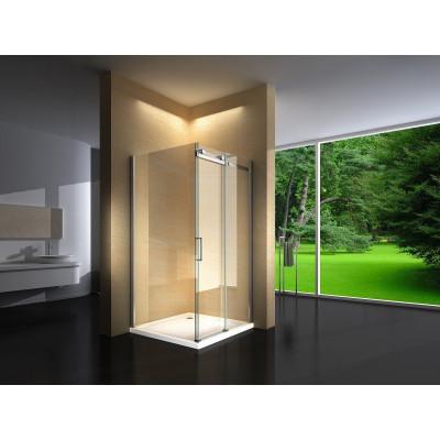 Douchecabine 100X100 Vierkant Evi LB- Helder Glas