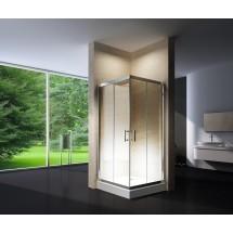 Douchecabine 90x90CM Vierkant Mina HB- Helder Glas