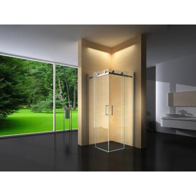 Douchecabine 90X90 Vierkant Vivo- Helder Glas