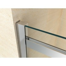 Douchecabine 100x100CM Vierkant Vivo- Helder Glas