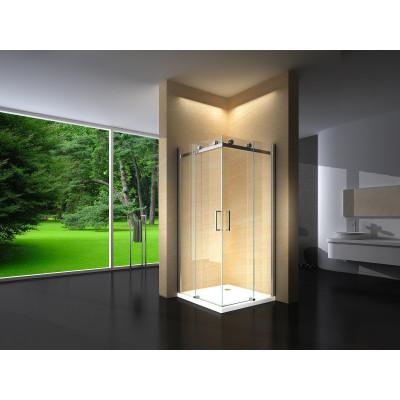 Douchecabine 100X100 Vierkant Vivo LB- Helder Glas