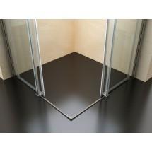 Douchecabine 120x120CM Vierkant Vivo- Helder Glas