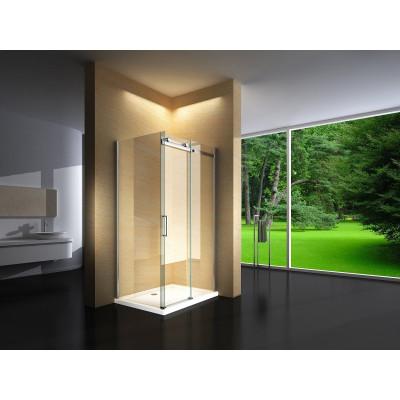 Douchecabine 120X90 Rechthoekig Vita LB- Helder Glas