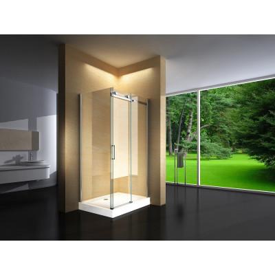 Douchecabine 120X90 Rechthoekig Vita HB- Helder Glas