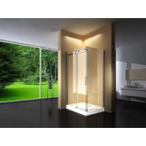 Douchecabine 120x90CM Rechthoekig Vita HB- Helder Glas