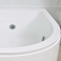 Whirlpool Mirna Rechts 180x120x65cm