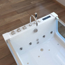 Whirlpool Bubbelbad Azure 180X120X60CM
