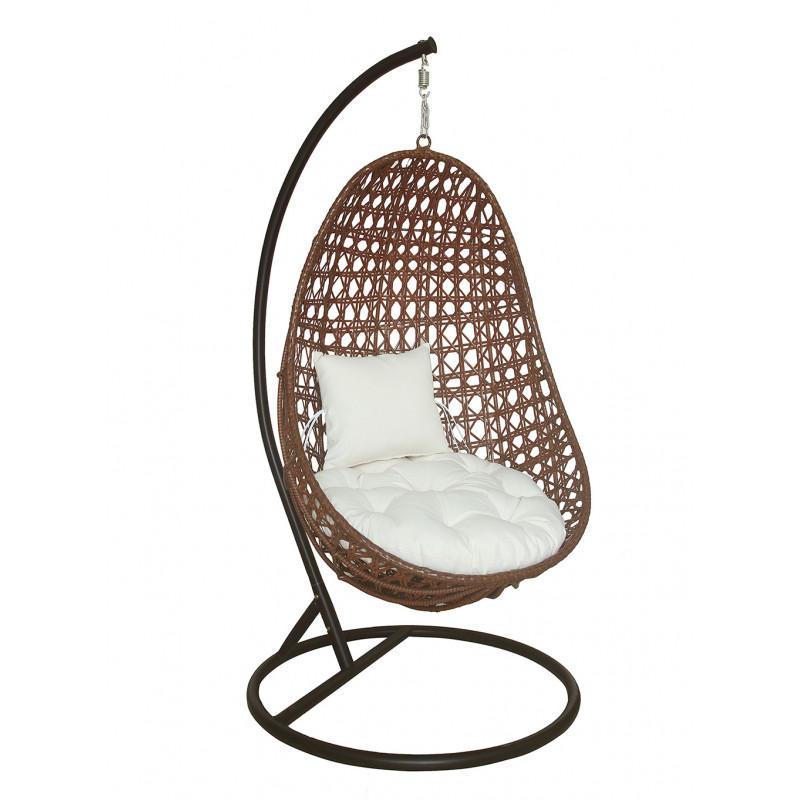 Hang Stoel Rotan.Hangstoel Wicker Etso Complete Rotan Hangstoel