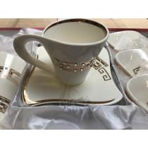 Koffieservies Palermo