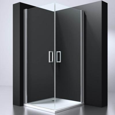 Douchecabine Vierkant 90X90 Zila. Helder Glas
