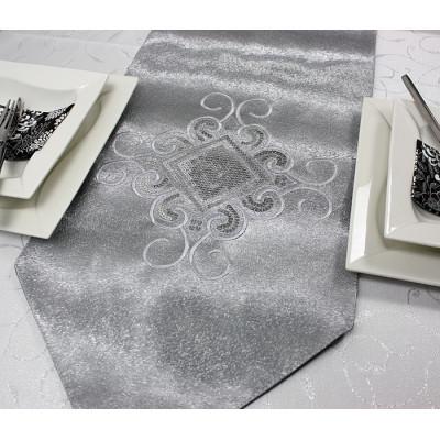 Tafelloper Zilver