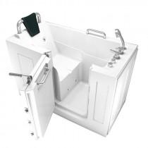 Instap Zitbad Wolente 140X76X116 Met Whirlpool