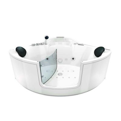 Instapbad Whirlpool Rivera 140X140X60CM